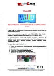 11.XYLAN PTFE MICRO